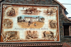 Mural Oficios con Historia