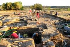 Madinat Al-Balat Excavaciones 2014