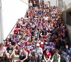 Colegio Almanzor. N. de la Mata