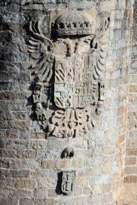 Foto: Detalle del Escudo