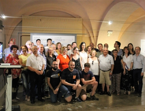 Inauguración exposición sobre el yacimiento deAl-Balat en el museo de Cáceres