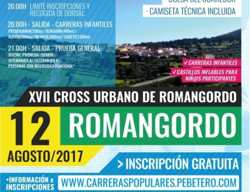 Cross Urbano de Romangordo