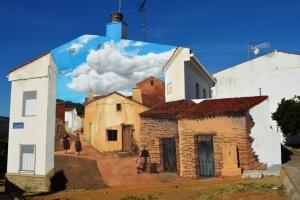 Romangordo,imágenes que marcan la identidad de un pueblo