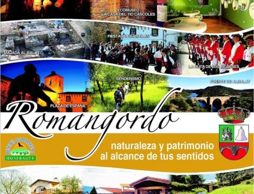 Bases de contratación Dinamizador/a Turístico para Romangordo