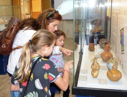 Cierre de la exposición sobre el yacimiento arqueológico de Madinat Al-Balat